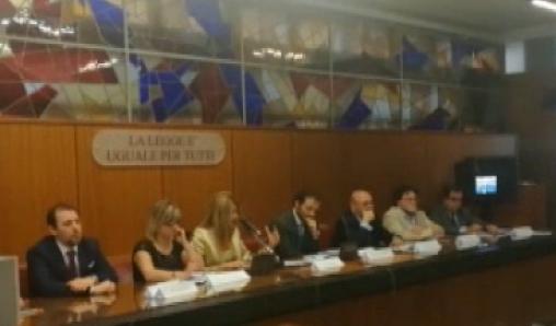 Congresso Nazionale TRIBUNALE ORDINARIO DI ROMA (26.4.2018)