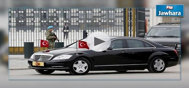 تصرف غير متوقع من أردوغان عندما شاهد شابا تركياً يحاول إلقاء نفسه من جسر البوسفور
