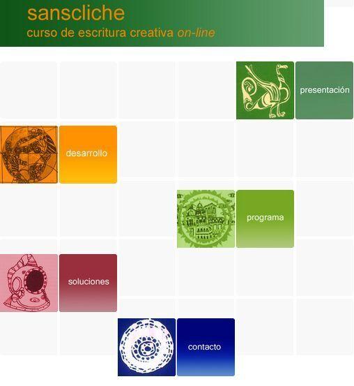 TALLER DE ESCRITURA CREATIVA ON LINE