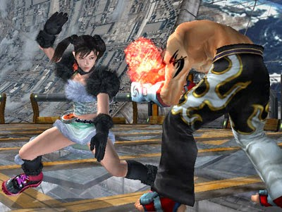 tekken 5 game for playstation and xbox