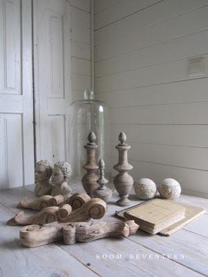 Vergrijsd hout