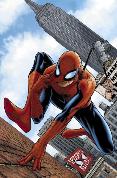 Tudo sobre os maiores herois do mundo marvel homem - Images de spiderman ...