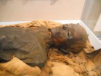 momia real del museo britanico en londres mummie secret garden