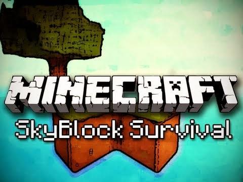 Minecraft Skyblock Görev Çözümü