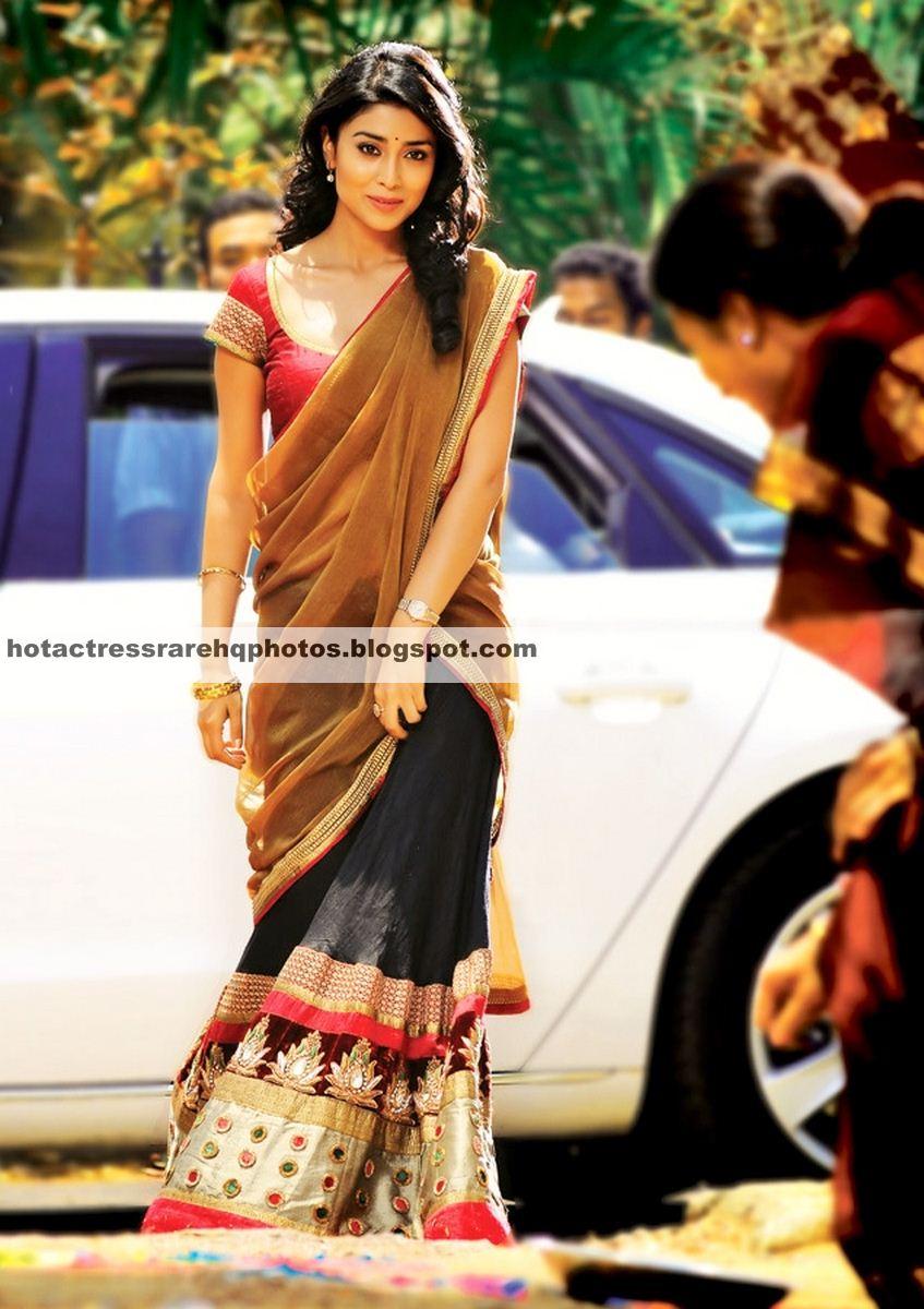 Shriya Saran Hot Photos TeluguOne  - shriya in telugu movie wallpapers