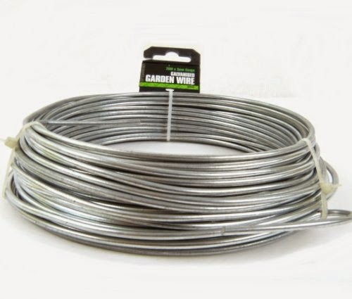 Light Duty Galvanised Wire