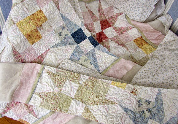 cut up quilt