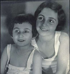 Anne and her older sister Margot Frank