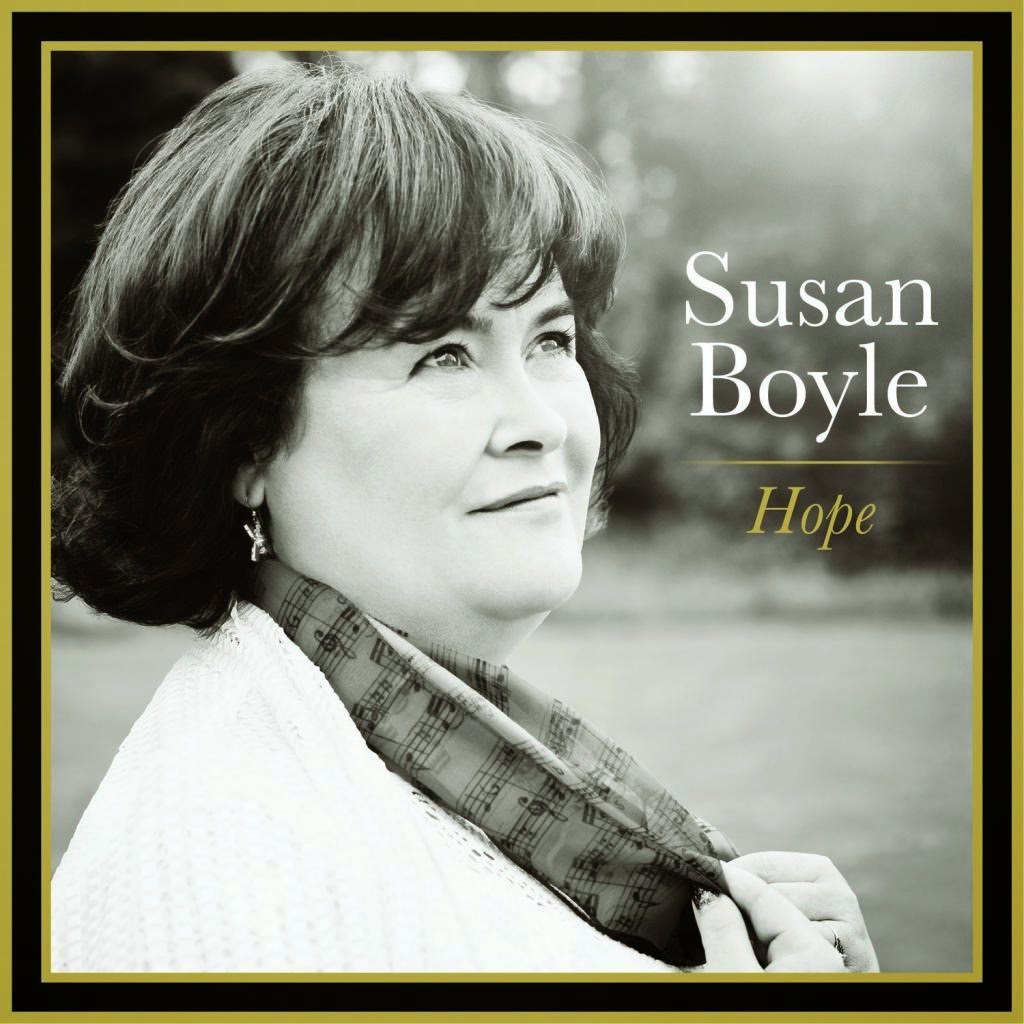 HOPE - Susan Boyle's 6th CD