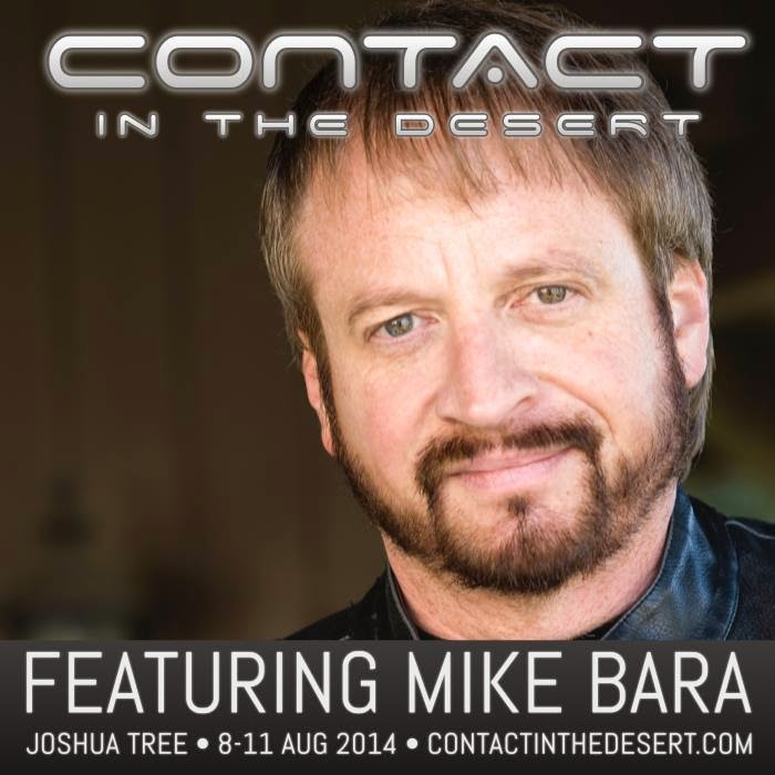 Join me at Contact in the Desert in August!