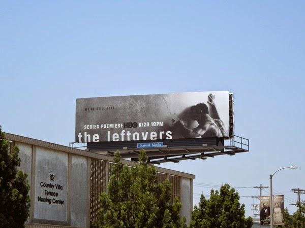 Leftovers season 1 We're still here billboard