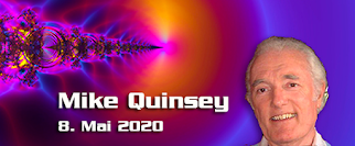 Mike Quinsey – 8. Mai 2020