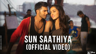 Sun Saathiya Full HD Video Songs (ABCD-2) Free Download With Dirrect Link