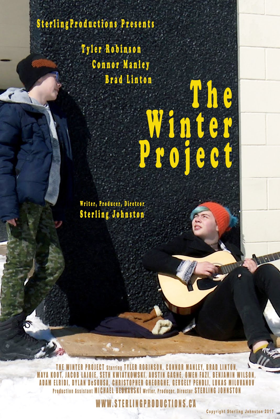 The Winter Project Rated G