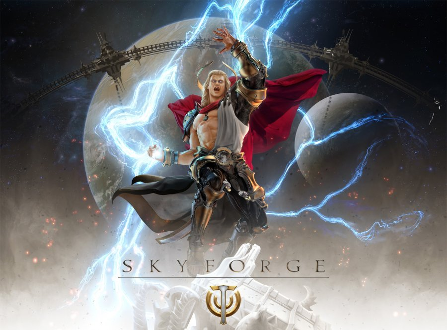 Skyforge - Technical Beta Weekend start on November 13th