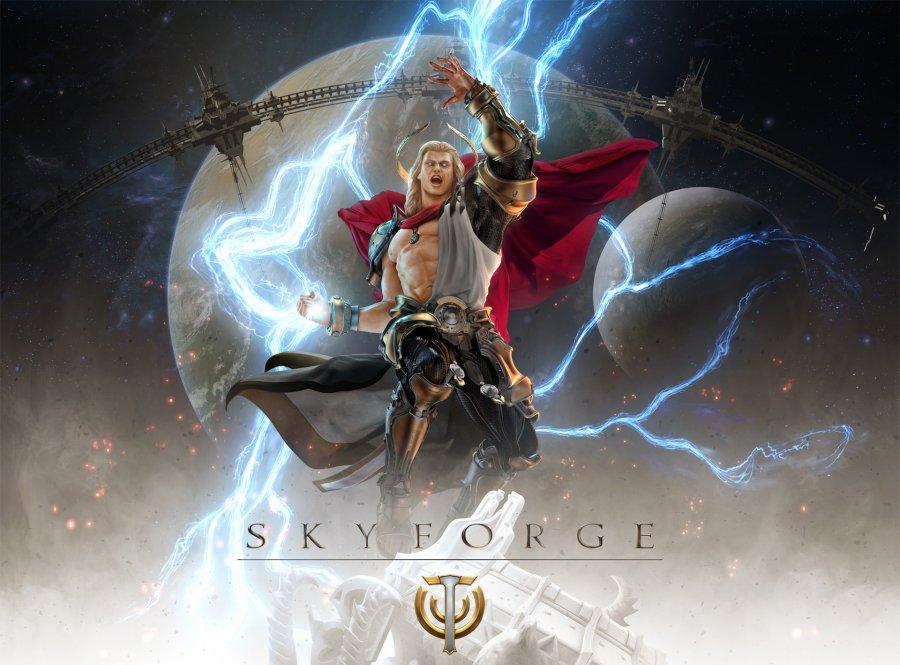 Skyforge - Technical Beta Weekend start on November 13th