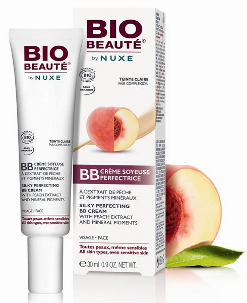 balmy for bb bio beaute by nuxe silky perfecting bb cream beauty crazed in canada. Black Bedroom Furniture Sets. Home Design Ideas