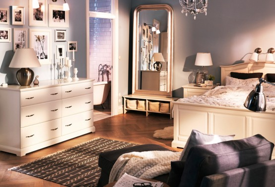 Best IKEA Bedroom Layout 2012