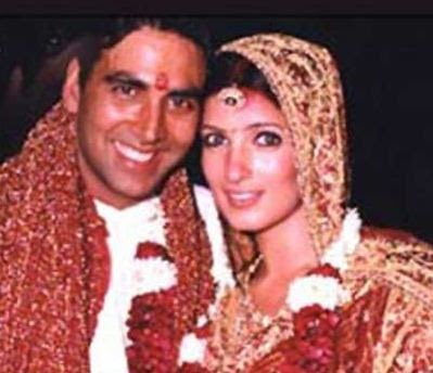 Akshay kumar actor wedding