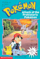 bookcover of Pokémon:ATTACK OF THE PREHISTORIC POKEMON