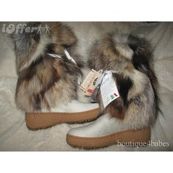 Oscar Sport Fur Boots Italy2