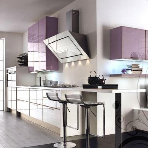 Tecnolog a y dise o de cocina por lube cucine c mo for Lo ultimo en muebles de cocina