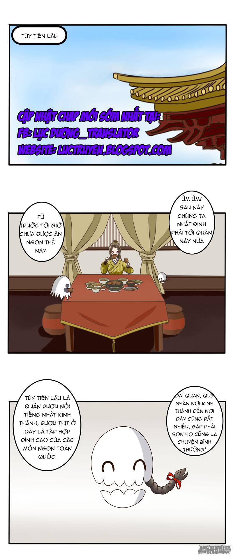 Thông Linh Phi Chap 22 - Next Chap 23