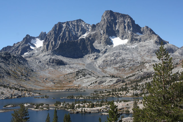 garnet lake banner peak