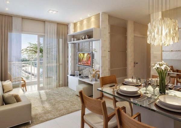 Como Organizar Sala De Estar E Jantar Juntas ~  cozinha e sala de jantar integradas pequenas cozinha e sala de jantar