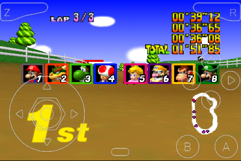 how to download n64 games on android