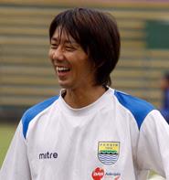 Kenji Adachihara Skuad Persib