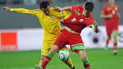 Romania 2 - 2 Belarus