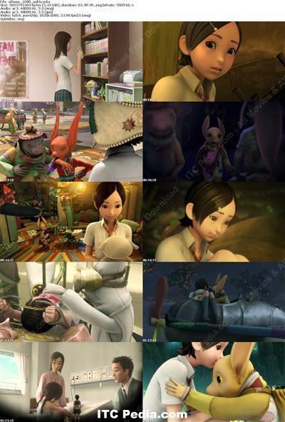 Oblivion Island Haruka and the Magic Mirror (2009) 1080p BluRay x264 - SPLiTSViLLE