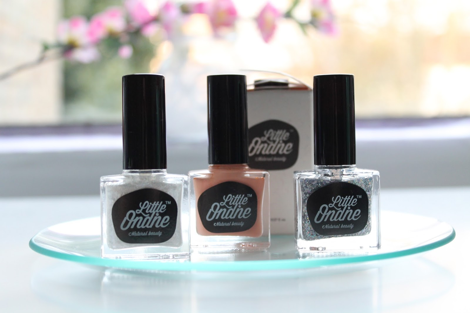 Little Ondine Water Based Nail Polish | Naturally Diddy - UK beauty ...
