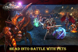 Mod Rise of Darkness v1.2.53708 Apk Data
