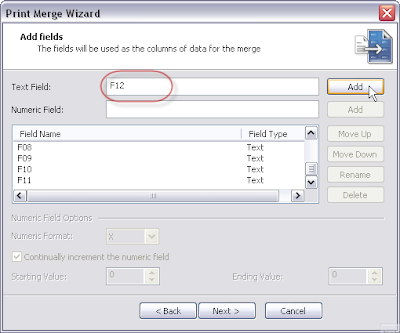 Cara Praktis Mencetak Label Nama Undangan di CorelDRAW