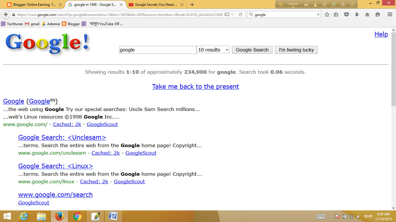 7 Google Search Tricks and Secrets (With Video) ~ Online ... Google