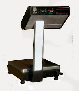 Фото торговых электронных весов