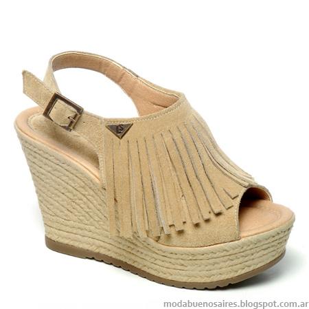 Lady Stork primavera verano 2013. Moda zapatos 2013.