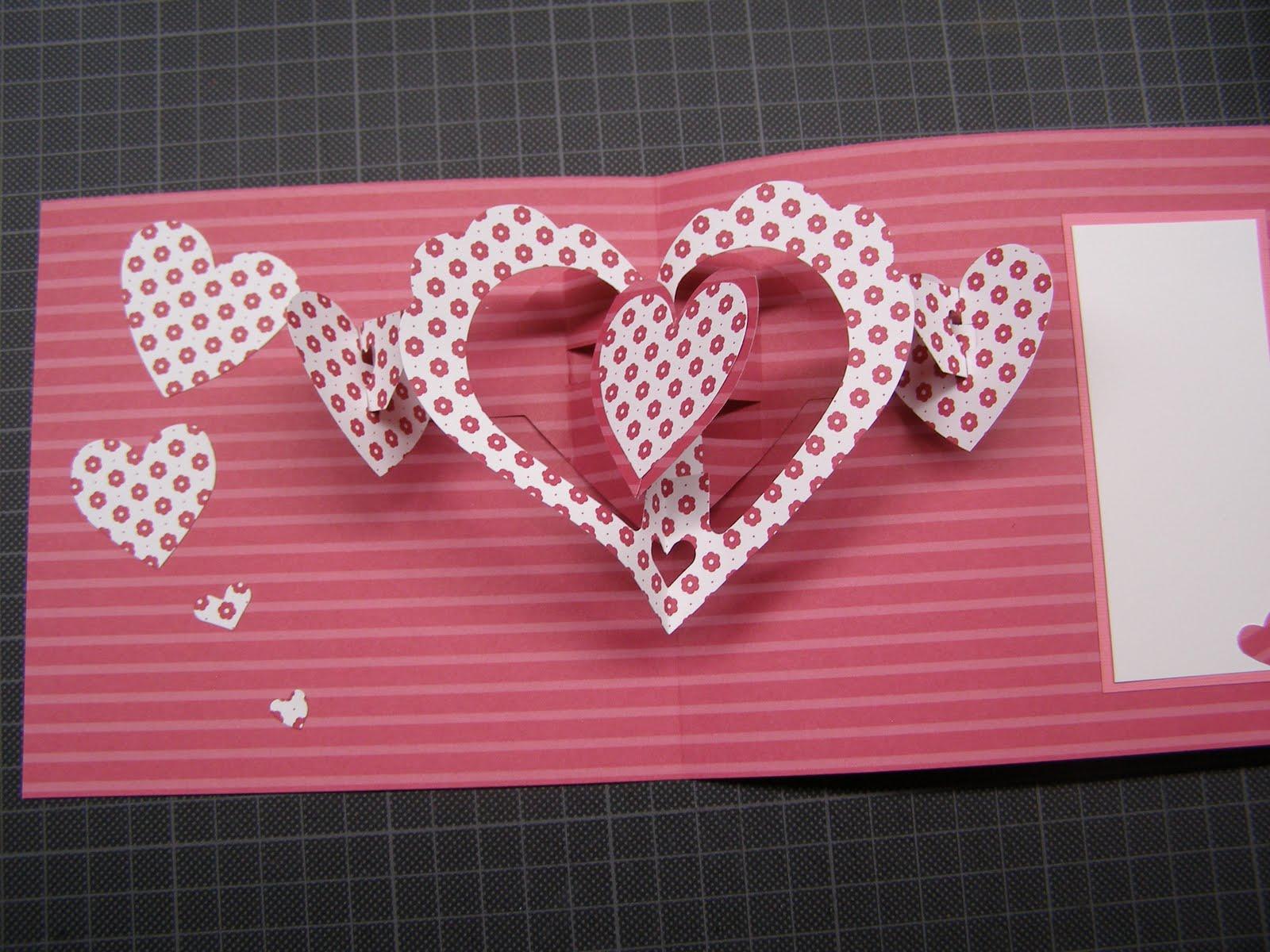 scrapmemories eine valentinskarte f r meinen kleinen bruder. Black Bedroom Furniture Sets. Home Design Ideas