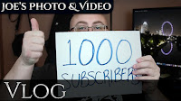Channel Milestone - 1000 Subscribers | Vlog