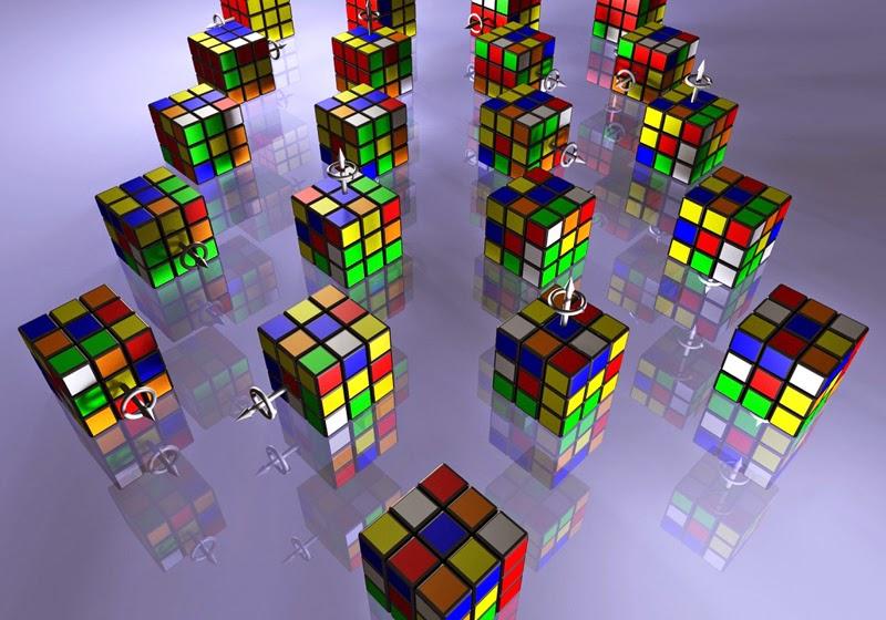 ciencia y fe cubos de Kubrick