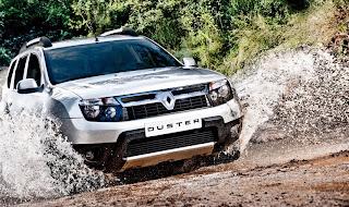 ���� ��� ����� ���� ����� 2011 - Renault Duster 2011
