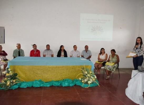 São Sebastião do Umbuzeiro realiza VI Conferência de Assistência Social