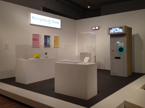 Patrick Stevenson-Keating's work at Designers in Residence 2014