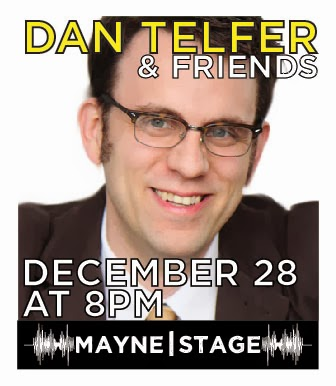 Dan Telfer - Dec 28th!