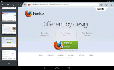 Firefox_Android Web Browser