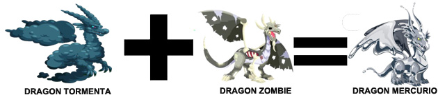 como sacar el dragon mercurio en dragon city combinacion 2