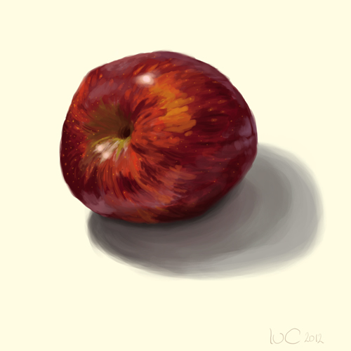 Digital Painting In PS #2