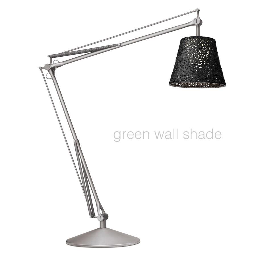 Outdoor modern floor lamp - Superarchimoon Light Outdoor Lighting Flos Flos Superarchimoon Floor Lamp